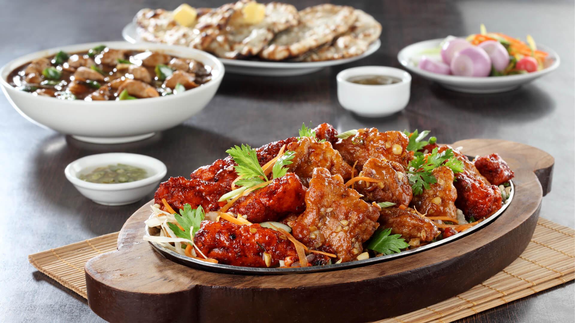 Seafood in Mumbai